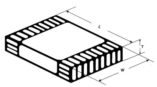 chip mica capacitors